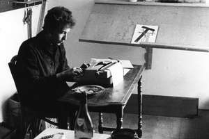 Bob Dylan produkuje whiskey [Bob Dylan fot. Sony Music]
