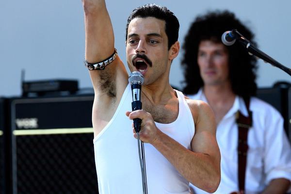 """Bohemian Rhapsody"" najgorszy od 33 lat [Rami Malek fot. GK Films]"