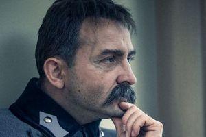 Borys Szyc jako Józef Piłsudski - z brodą i bez brody [Borys Szyc fot. Jarosław Sosiński]