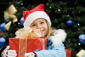 Boże Narodzenie 2019: gwiazdkowy prezent dla małego dziecka [© Gorilla - Fotolia.com]