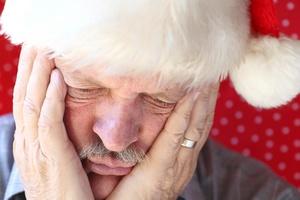 Boże Narodzenie to czas... depresji?  [©  nebari - Fotolia.com]