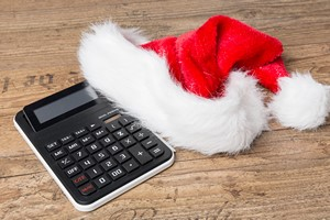 Boże Narodzenie w polskich domach będzie w tym roku skromniejsze? [Świąteczne wydatki, © StudioLaMagica - Fotolia.com]