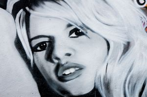 Brigitte Bardot, fot. r2hox from Madrid, Spain - Lisboa CC BY-SA 2.0, Wikimedia Commons