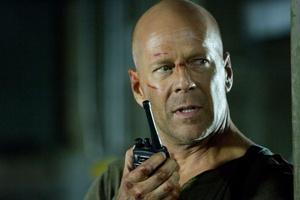 """Bruce Willis znów w """"Szklanej pułapce"""" [Bruce Willis fot. CinePix]"""