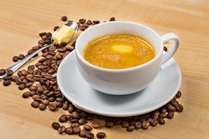 Bulletproof coffee - nowa popularna dieta [© ThamKC - Fotolia.com]