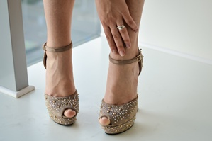 Buty na obcasie ci szkodzą - zobacz, czym grozi ich noszenie [© gorosi - Fotolia.com]