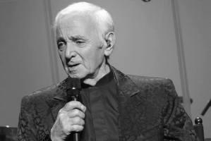 Charles Aznavour nie żyje [Charles Aznavour, fot. Mariusz Kubik, CC BY 3.0, Wikimedia Commons]