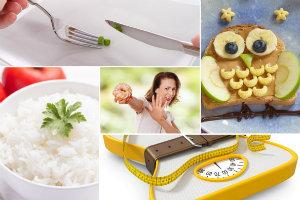 Chcesz schudnąć? 5 sposobów odradzanych przez dietetyków [fot. collage Senior.pl]