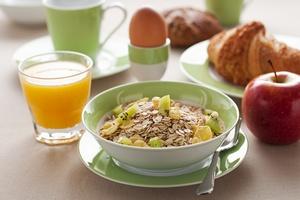 Chcesz schudnąć? Jedz obfite śniadanie [© Dušan Zidar - Fotolia.com]