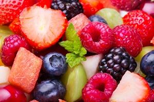 Chcesz schudnąć? Jedz owoce jagodowe i inne [© Floydine - Fotolia.com]