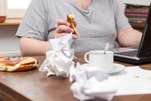Chcesz schudnąć? Najpierw powalcz ze stresem [© Miriam Dörr - Fotolia.com]