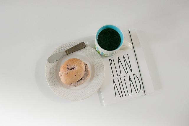 Chcesz schudnąć? Planuj swoje posiłki zawczasu  [fot. hudsoncrafted from Pixabay]