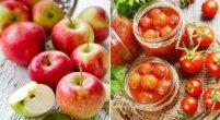 Chcesz się odmłodzić? Jedz jabłka i pomidory
