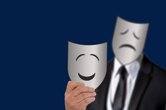 Choroba afektywna dwubiegunowa: gdy pozytywne emocje są zbyt silne... [fot. Gerd Altmann from Pixabay]