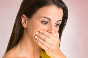Choroby, ktÃłre moÅźe zdradzić zapach z ust [Fot. ruigsantos - Fotolia.com]