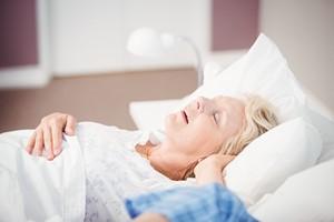 Chrapanie - zagrożone zdrowie. Leczenie łatwiejsze niż myślisz [© WavebreakMediaMicro - Fotolia.com]