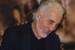 Christopher Lee - filmowy rekordzista [Christopher Lee, fot. Danacea, CC BY 2.0, Wikimedia Commons]