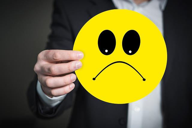Ciągłe negatywne myślenie zwiększa ryzyko Alzheimera [fot. Gerd Altmann from Pixabay]