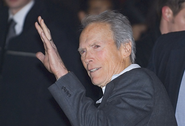 Clint Eastwood fot. Thore Siebrands, CC BY 2.0, Wikimedia Commons