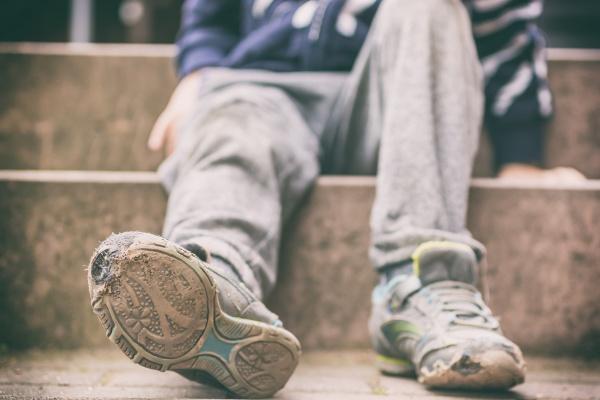 Co 11 dziecko w Polsce żyje w biedzie [Fot. Ralf Geithe - Fotolia.com]