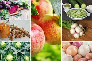 Co jeść, by oczyścić organizm [fot. collage Senior.pl]