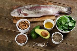 Co jeść, by osłabić objawy łuszczycy [Omega-3, © bit24 - Fotolia.com]