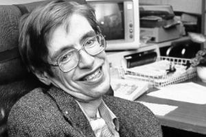fot. Stephen Hawking PD