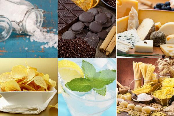 Co oznacza przemożna ochota na jakieś jedzenie? [fot. collage Senior.pl]
