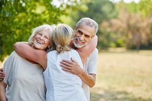Co poprawia poziom szczęścia? Poczucie bycia kochanym [© Robert Kneschke - Fotolia.com]