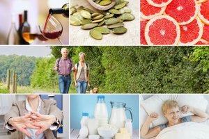 Cukrzyca pod kontrolą! 7 wskazówek, które pomogą diabetykom [fot. collage Senior.pl]