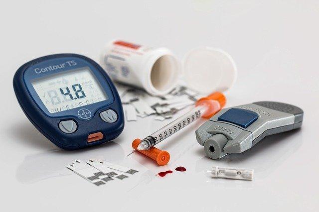 Cukrzyca sprzyja zaburzeniom erekcji [fot. Steve Buissinne z Pixabay]