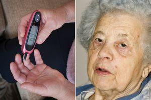 Cukrzyca w średnim wieku to wyższe ryzyko demencji na starość [fot. collage Senior.pl]