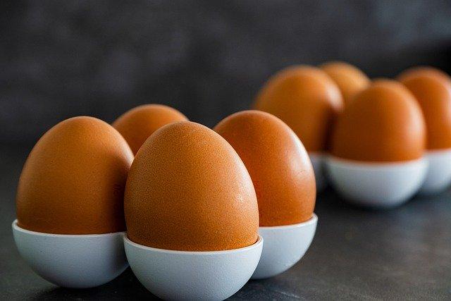 Cukrzycę może wywoływać... nadmiar jaj w diecie? [fot. NickyPe from Pixabay]