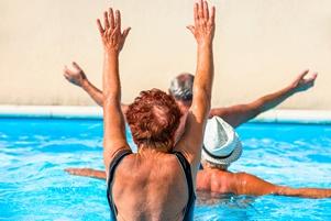 Ćwiczenia aerobowe zapobiegają problemom neurologicznym u seniorów [© Pixinoo - Fotolia.com]