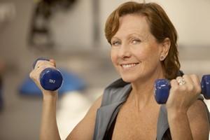 Ćwiczenia pomagają na objawy menopauzy  [© brainsil - Fotolia.com]