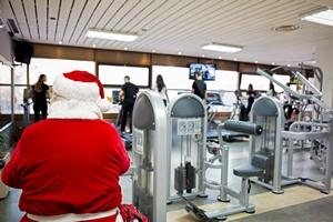 Ćwiczenia zmniejszą negatywne skutki świątecznego obżarstwa [© Igor Mojzes - Fotolia.com]