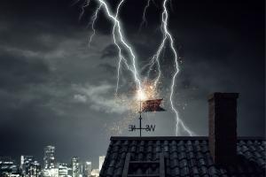 Czeka nas coraz więcej anomalii pogodowych [Fot. Sergey Nivens - Fotolia.com]