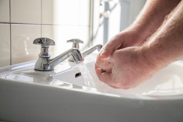 Częste mycie rąk - niezbędne, jeśli chcesz zachować zdrowie [Fot. Christin - Fotolia.com]