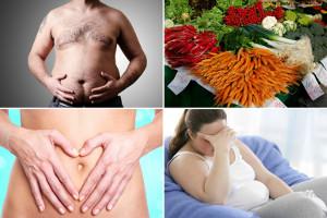 Cztery niespodziewane przyczyny przybierania na wadze [fot. collage Senior.pl]