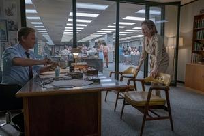 """""""Czwarta władza"""" najlepszym filmem 2017 roku według krytyków [Tom Hanks i Meryl Streep fot. DreamWorks]"""