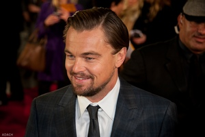 Czy Leonardo DiCaprio dostanie w końcu Oscara? [Leonardo DiCaprio, fot. Christopher William Adach, CC BY-SA 2.0, Wikimedia Commons]