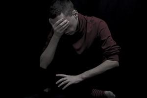 Czy depresji da się zapobiec? [Depersja, © dexailo - Fotolia.com]