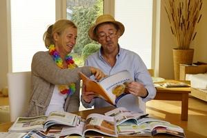 Czy seniorzy potrzebują wakacji? [© Matthias Stolt - Fotolia.com]