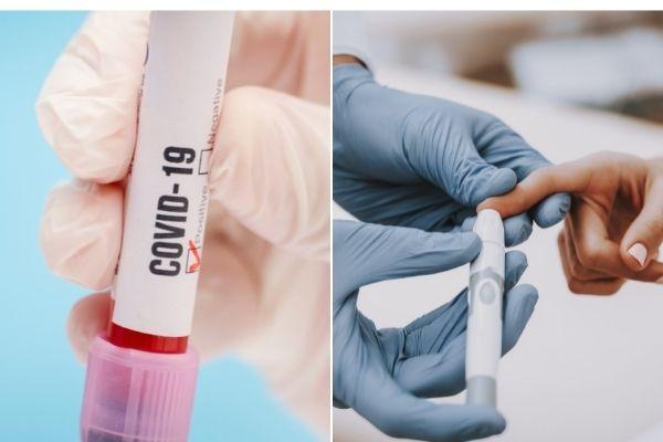 Czynniki ryzyka ciężkiego przebiegu COVID-19 u osób z cukrzycą