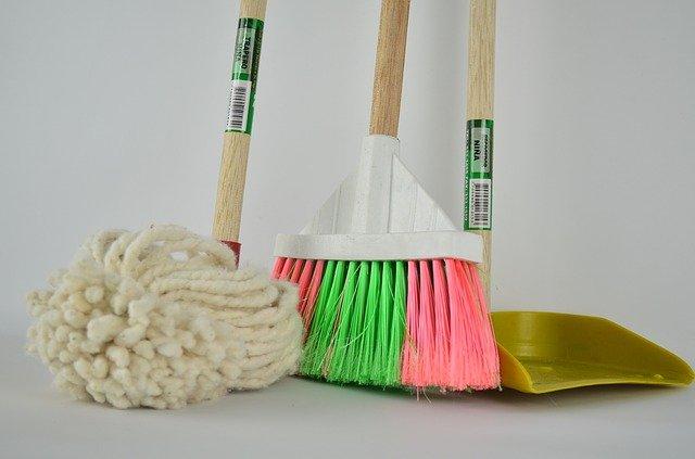 """Czysty dom nie """"odpowiada"""" za alergie i problemy układu odpornościowego [fot. Julio César Velásquez Mejía from Pixabay]"""