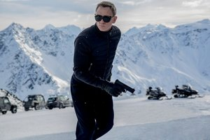 Daniel Craig (jednak) znowu jako James Bond [Daniel Craig fot. Forum Film]