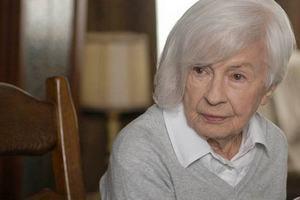 Danuta Szaflarska skończyła 102 lata [Danuta Szaflarska, fot. Monolith]