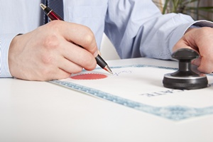 Darmowe porady notariusza. Porozmawiaj o dziedziczeniu [FILM] [© Andrey Burmakin - Fotolia.com]