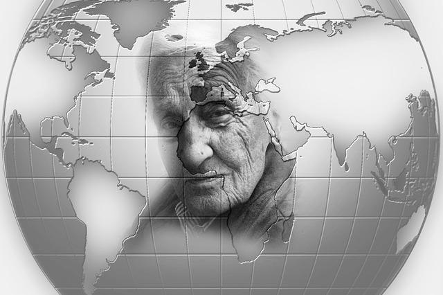 Demencja na świecie - liczba przypadków potroi się do 2050 [fot. Gerd Altmann from Pixabay]