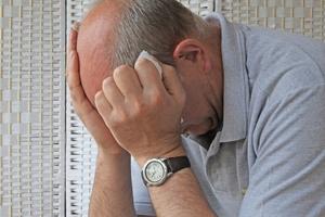 Depresja i inne choroby sprzyjają demencji [© Nikki Zalewski - Fotolia.com]